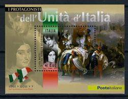 2011 -  Italia - Italy - Sass. Nr.   BF 65 - Mint - MNH - Blocks & Sheetlets