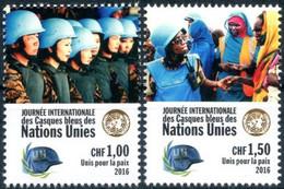 ONU Genève 2016 - Peacekeepers ** - Ungebraucht