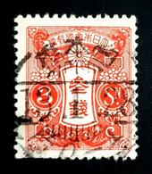 1913-1914 Tazawa, Japan, Nippon, Used - Gebruikt