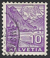 Schweiz, 1934, Mi.-Nr. 272, Gestempelt - Used Stamps