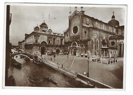 11.140 - VENEZIA MONUMENTO A COLLEONI CHIESA SS GIOVANNIE  PAOLO ANIMATA 1941 - Venezia
