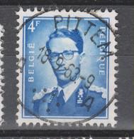 COB 926 Oblitération Centrale PITTEM - 1953-1972 Bril