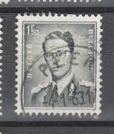 COB 924 Oblitération Centrale PEER - 1953-1972 Bril