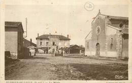 CPA Saint Amour Bellevue  71/1480 - Sonstige Gemeinden
