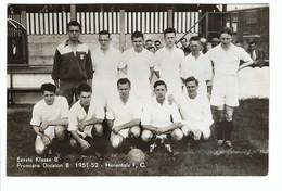 Herentals F.C.  Eerste Klasse B  1951-52 - Herentals