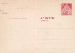 Carte Entier Postal Postkarte - Cartes Postales - Neuves