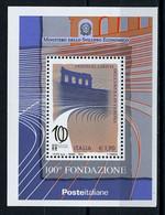 2013 -  Italia - Italy - BF 78 - Mint - MNH - Blocks & Sheetlets