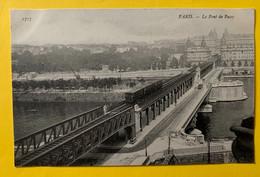 15361 - Paris Le Pont De Passy - Metro, Estaciones