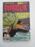 #  DIABOLIK SWIISSS N 183 / ALL'ULTIMO ISTANTE - Diabolik
