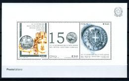 2012 -  Italia - Italy - Lira Italiana - Bf. 74 - Mint - MNH - Blocks & Sheetlets