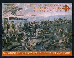 2012 -  Italia - Italy - Lira Italiana - Bf. 77 - Mint - MNH - Blocks & Sheetlets