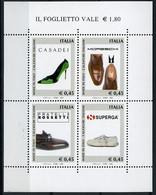 2004 -  Italia - Italy - Catg. Sass. BF 38 - Mint - MNH - Blocks & Sheetlets