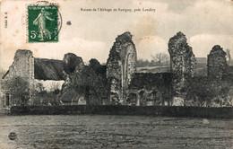 Ruines De L'Abbaye De Savigny Près Landivy - Otros Municipios