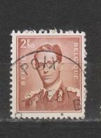 COB 1028 Oblitération Centrale POIX - 1953-1972 Bril