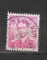 COB 1069 Oblitération Centrale PETIT-RECHAIN - 1953-1972 Bril