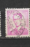 COB 1067 Oblitération Centrale Relais étoile * PIETREBAIS * - 1953-1972 Bril
