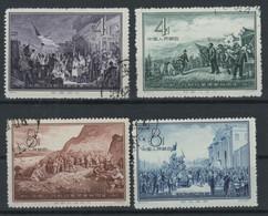 CHINA 4 Stamps 1957 Used - Usati