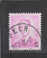 COB 1067 Oblitération Centrale PEER - 1953-1972 Bril