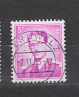 COB 1067 Oblitération Centrale PERUWELZ - 1953-1972 Bril