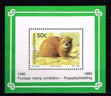 BOPHUTHATSWANA / Neufs **/MNH **/ 1990 - Petits Mammifères Sauvages - Bophuthatswana