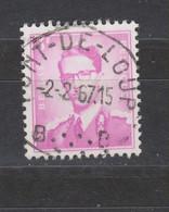 COB 1067 Oblitération Centrale PONT-DE-LOUP - 1953-1972 Bril