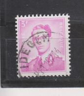 COB 1067 Oblitération Centrale IDEGEM - 1953-1972 Bril