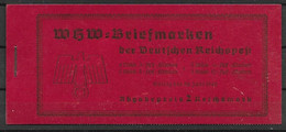 Germany Mnh ** Complete Booklet Michel 46 150 Euros Very Fine - Carnets