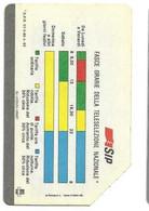 Serie Ordinaria - Fasce Ordinarie - Lire 5.000 - Sc. 31.12.1990 - Man - Cat. Golden 24 - Public Ordinary