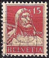 Schweiz Suisse Tell 1927: Zu 173 Mi 205 Yv 203 Mit Stempel OBERENTFELDEN ?.X.31 (Zumstein CHF 9.00) - Used Stamps