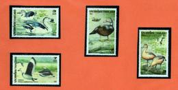 "Thaïlande 1996 - 4 Valeurs ""Canards""  Neuf   MNH** - Patos"