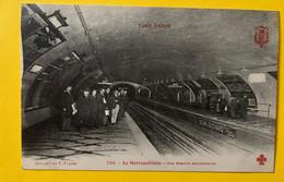 15367 - Paris Le Métropolitain Gare Souterraine Hôtel De Ville - Metro, Estaciones
