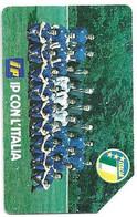 Italia '90 - IP Con L'Italia - Lire 5.000 - Sc. 31.12.1991 - Man - Cat. Golden 62 - Public Ordinary