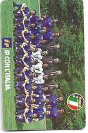 Italia '90 - IP Con L'Italia - Lire 5.000 - Sc. 30.061992 - Man - Cat. Golden 62 - Nuova - Public Ordinary
