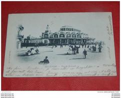 OOSTENDE -  OSTENDE  -  Vue Du Kursaal  -  1900      - - Oostende