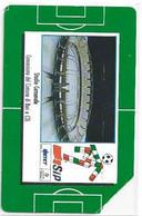 Italia '90 - Gli Stadi (Bari) - Lire 5.000 - Sc. 31.12.1991 - Man - Cat. Golden 65 - Public Ordinary