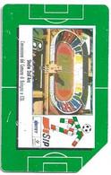 Italia '90 - Gli Stadi (Bologna) - Lire 5.000 - Sc. 31.12.1991 - Man - Cat. Golden 66 - Public Ordinary