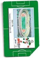 Italia '90 - Gli Stadi (Cagliari) - Lire 5.000 - Sc. 31.12.1991 - Man - Cat. Golden 67 - Public Ordinary