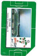 Italia '90 - Gli Stadi (Firenze) - Lire 5.000 - Sc. 31.12.1991 - Man - Cat. Golden 68 - Public Ordinary