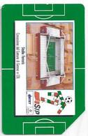Italia '90 - Gli Stadi (Genova) - Lire 5.000 - Sc. 31.12.1991 - Man - Cat. Golden 69 - Public Ordinary