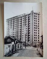 Cliché Format Carte Postale - Montgeron - Construction Bâtiment A, 1959 - Hubert Flouvat - Montgeron