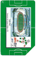 Italia '90 - Gli Stadi (Udine) - Lire 5.000 - Sc. 31.12.1991 - Man - Cat. Golden 76 - Public Ordinary
