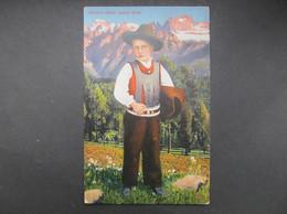 AK BOZEN Tracht Costumi 1915  /// J8165 - Other Cities