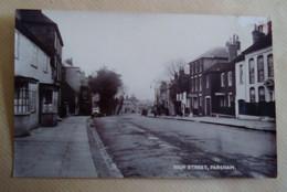Angleterre - Carte Postale - High Street, Fareham - Otros