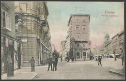Croatia-----Rijeka (Fiume)-----old Postcard - Kroatien