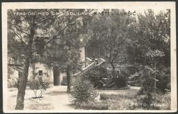 Croatia-----Kastel Luksic-----old Postcard - Kroatien
