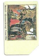 Firenze Uffici - Botticelli - Lire 5.000 - Sc. 31.12.1992 - Tec. / Pol. - Cat. Golden 102 - Public Ordinary