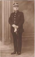 Photocard Of A Police Officer - Police - Gendarmerie