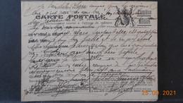 Carte De F.M De 1914 - 1918 - FM-Karten (Militärpost)