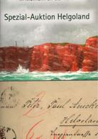 ! Auktionskatalog Helgoland, Heligoland, 80 Seiten, Auktionshaus Rauhut & Kruschel - Héligoland