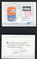 Austria 1957 FDC Erstag To USA Pan American Airline 11491 - 1945-60 Cartas